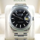 Rolex Oyster Perpetual Datejust acier1601