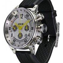 B.R.M Racing Watch V12-44 Auto Piston Case Eta Valjoux 7753...