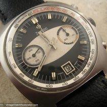 Zodiac Vintage 40 mm Chronograph, Valjoux 232 Movement