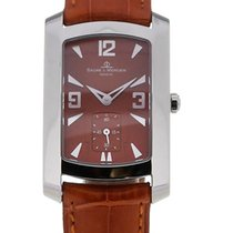 Baume & Mercier Hampton Milleis Small Second Brown