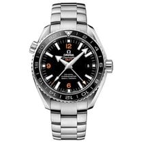 Omega Seamaster Planet Ocean GMT 600M Watch