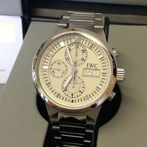 IWC GST Rattrapante Chronograph IW371508 - Serviced By IWC