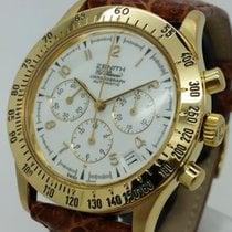 제니트 (Zenith) El Primero – men's chronograph watch – 1990s