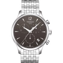 Tissot T-Classic Tradition Herren Chronograph T063.617.11.067....