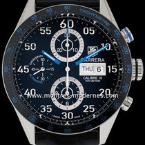 TAG Heuer Carrera Chronographe Day-date Mastering Speed...
