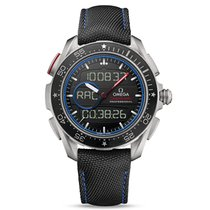 Omega X-33 Regatta Chronograph 45 Mm Etnz Limited Edition