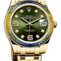Rolex Pearlmaster Masterpiece Pearlmaster 86348SABLV