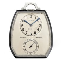 Rolex Ghisò Prince Imperial Rare Collectible Art Deco Pocket...