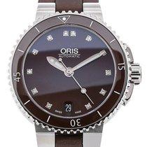 Oris Aquis 36 Automatic Gemstone