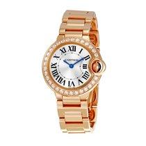 Cartier Ballon Bleu Quartz Ladies Watch Ref WE9002Z3