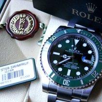 Rolex Submariner Ref 116610LV +LC EU + wie Neu+ B&P