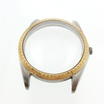 Rolex Case 1038 Stainless Steel and Gold