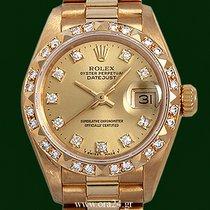 Ρολεξ (Rolex) Datejust Lady 69178/69258 President 18k Gold...