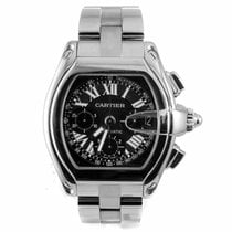 Cartier Roadster XL Automatic Chronograph W62007X6 (Pre-Owned)