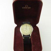 Omega Seltene Vintage Sammleruhr Aus 1936 Edelstahl 37.3 Mm...