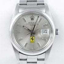 Rolex Oyster Perpetual Date Chronometer Stahl Oysterband Quickset