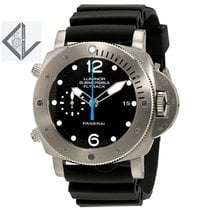Panerai Luminor Submersible1950 3 Days Chrono Flyback Pam614 -...