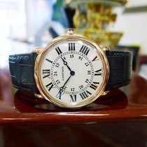 Cartier Ronde Louis 18k Rose Gold 36mm Hand-winding Watch Ref:...