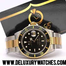 Rolex Submariner Date 16613 Never polished Just Serviced