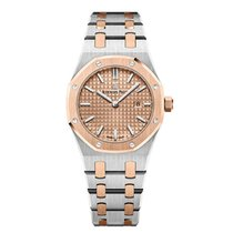 Audemars Piguet Watches - Royal Oak Quartz 33mm - Steel And...