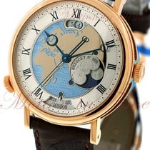 "Breguet Classique ""Hora Mundi"", Silver Dial with..."