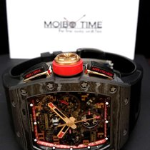 리차드밀 (Richard Mille) RM11 NTPT CARBON Romain Grosjean Lotus...