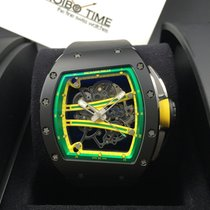 理查德•米勒 (Richard Mille) 100% NEW RM61 Yohan Blake FULL SET...