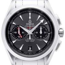 Omega Seamaster Aqua Terra GMT Chronograph 231.10.43.52.06.001