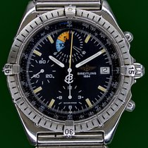 Breitling Chronomat Regatta Yachting Very Rare Automatic Full Set