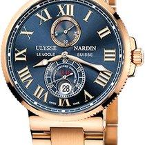 Ulysse Nardin Maxi Marine Chronometer 43mm 266-67-8M-43