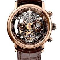Audemars Piguet Jules Audemars Tourbillon Chronograph 18K Pink...