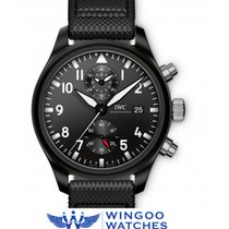 IWC - IWC PILOT'S WATCH CHRONOGRAPH TOP GUN Ref. IW389001