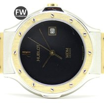 Hublot Steel and Gold Classic Lady