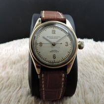 Rolex OYSTER IMPERIAL 2595 9K Gold with Raised 3-6-9-12 Dial