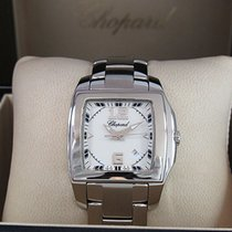 Chopard Two o Ten Quarz Uhr  in STAHL UVP. 5030,-€