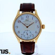 IWC Portuguese Fa Jones Gold, Limited edition 1000 pcs.