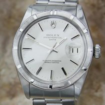 Rolex 1501 Swiss Made Automatic Mens 1968 Stainless Steel...
