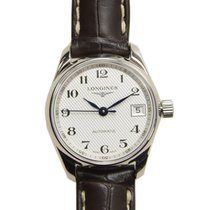 Longines Master Stainless Steel Silver Automatic L2.128.4.78.3