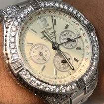 Breitling Hercules Ref:a39362 Stainless Steel Auto 45mm 5...