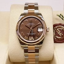 勞力士 (Rolex) 178241 31mm Datejust Choco VI Diamond Dial [NEW]