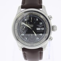 Longines WEEMS Chronograph Swissair exclusive No 5