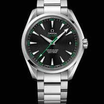 Omega Seamaster Aqua Terra 150m Co-Axial 41,5mm Golf Edition T