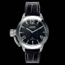 U-Boat CLASSICO 40 SS WHITE DIAMONDS