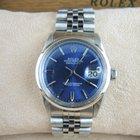 Rolex Oyster Perpetual Datejust acier1601