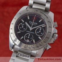 Τούντορ (Tudor) Sport Chronograph Edelstahl Automatik Ref. 20300