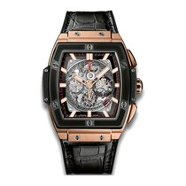 Hublot Spirit of Big Bang  51mm Automatic 18K Rose Gold Mens...