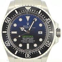 Ρολεξ (Rolex) Sea Dweller Deep Sea 116660 Deep Blue LC100