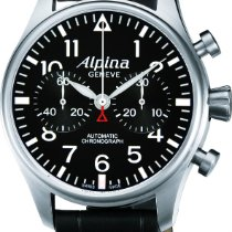 Alpina Geneve Startimer Chronograph AL-860B4S6 Sportliche...