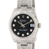 Rolex Datejust 31 178274 Steel, Diamonds, 31mm