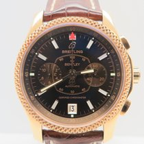 Breitling For Bentley Mark VI Chronograph Rose Gold (Complete...